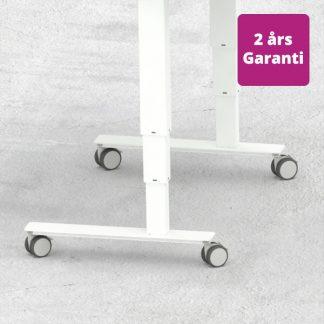 Billede af hjulsæt til let hæve sænkebord