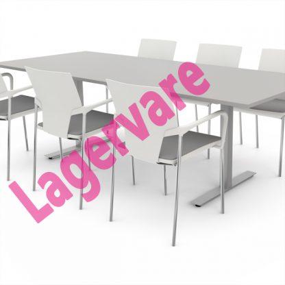 Billede af let mødebord lagervare