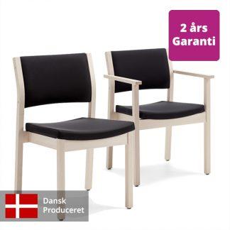 Billede af Solid stol til plejecenter